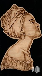 Afro Beauty Wooden Wall Hanging | Arts & Crafts for sale in Meru, Municipality