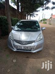 Honda Fit 2012 Automatic Silver | Cars for sale in Kiambu, Hospital (Thika)
