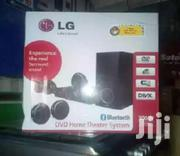 LG Home Theater 300 Watts With USB Device Video And Audio | Audio & Music Equipment for sale in Nairobi, Nairobi Central