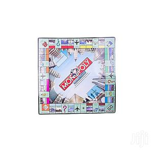 Classic Monopoly Global Village Game Board Toys Games