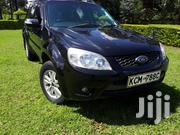 Ford Escape 2010 Limited Black   Cars for sale in Nairobi, Nairobi West