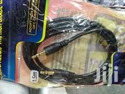 Jack To Jack Cable | Audio & Music Equipment for sale in Nairobi, Nairobi Central