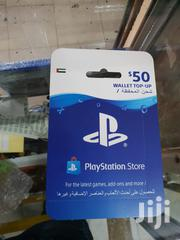 50$ Uae Wallet Top Up Psn Playstation Network | Video Games for sale in Nairobi, Nairobi Central