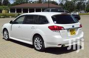 Subaru Legacy 2012 2.0D Estate White | Cars for sale in Mombasa, Ziwa La Ng'Ombe