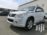 Suzuki Escudo 2012 White | Cars for sale in Mombasa, Tudor