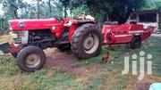 Hay Baler And A Tractor | Heavy Equipments for sale in Nakuru, Biashara (Naivasha)