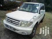 Mitsubishi Pajero IO 2002 White | Cars for sale in Nairobi, Karen