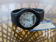 AW90H DUAL TIME WATCH WHITE AND BLUE DIAL | Watches for sale in Mombasa, Tononoka
