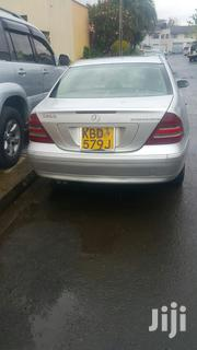 Mercedes-Benz C200 2004 Silver | Cars for sale in Nairobi, Harambee