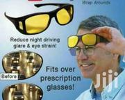 Hd Night Vision Anti-glare Driving Glasses | Clothing Accessories for sale in Nairobi, Nairobi Central
