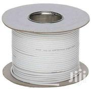 6 Core Alarm Cable White   Manufacturing Materials & Tools for sale in Nairobi, Nairobi Central