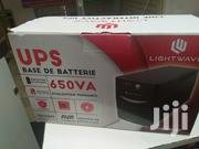 Light Wave 650v Ups Power Back Up | Computer Accessories  for sale in Nairobi, Nairobi Central