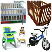 2leved Baby Cot | Children's Furniture for sale in Nairobi, Nairobi Central
