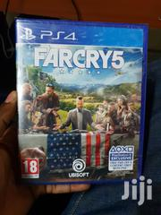Farcry 5 Ps4 | Video Games for sale in Nairobi, Nairobi Central