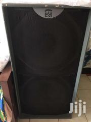Martin Audio Dual 18s Blackline Series | TV & DVD Equipment for sale in Nairobi, Imara Daima