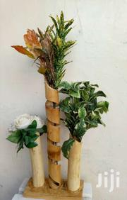 Calabash/Bamboo Flower Holders | Home Accessories for sale in Machakos, Syokimau/Mulolongo