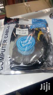 HDMI To Dvi Cable | TV & DVD Equipment for sale in Nairobi, Nairobi Central