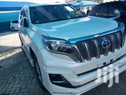 Toyota Land Cruiser Prado 2012 White | Cars for sale in Mombasa, Tononoka