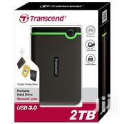 2tb External Hard Disk Transcend | Computer Hardware for sale in Nairobi, Nairobi Central