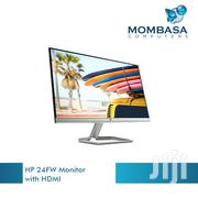 HP 24fw Monitor With Hdmi, Brand New | Computer Monitors for sale in Nairobi, Nairobi Central