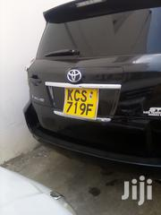 Toyota Vanguard 2011 Black | Cars for sale in Mombasa, Tudor