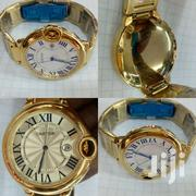 Gold Cartier Men's Watch | Watches for sale in Nairobi, Nairobi Central