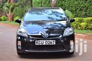 Toyota Prius 2012 Plug-in Advanced Black | Cars for sale in Mombasa, Ziwa La Ng'Ombe