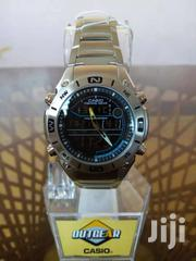 AMW703 CASIO FISHING GEAR ANALOG DIGITAL WATCH | Watches for sale in Mombasa, Tononoka
