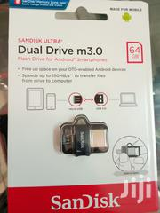 Flash Disk 3.0 ,Dual Drive 64 Gb | Computer Accessories  for sale in Nairobi, Nairobi Central