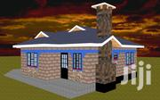 3bedroom Bungalow House Plan A002 | Building & Trades Services for sale in Nairobi, Nairobi Central