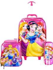 Princess 3D 3 IN 1 Trolley School Bag | Bags for sale in Nairobi, Nairobi Central