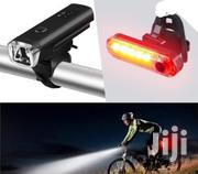 Ultra Bright Headlight+Tail Light Rechargeable | Sports Equipment for sale in Nairobi, Nairobi Central