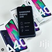 Samsung Galaxy A40 Black 64 GB | Mobile Phones for sale in Nairobi, Nairobi Central