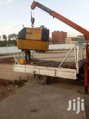 Crane Truck For Hire | Manufacturing Materials & Tools for sale in Nairobi, Nairobi Central