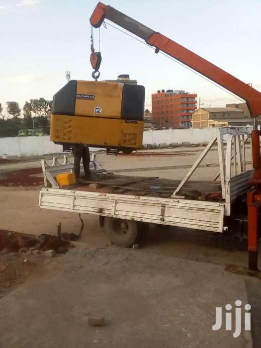 Archive: Crane Truck For Hire