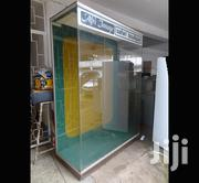 Tall Display Counter, Back Door Opening With Tubelight Fitted | Furniture for sale in Nairobi, Parklands/Highridge
