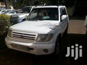 Mitsubishi Pajero IO 2000 White | Cars for sale in Nairobi, Parklands/Highridge