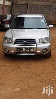 Subaru Forester 2004 Automatic Silver | Cars for sale in Nairobi, Nyayo Highrise