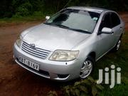 Toyota Corolla 2005 Sedan Silver | Cars for sale in Nyamira, Gesima