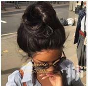 """18"""" Inches 100% Pure Human Hair Full Lace Wig"""" 