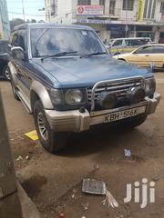 Mitsubishi Pajero 2002 Gray | Cars for sale in Kiambu, Githiga (Githunguri)