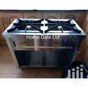Stainless Steel Commercial Two Burner Gas Cooker | Restaurant & Catering Equipment for sale in Nairobi, Embakasi