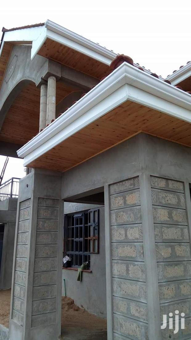 Pvc Rain Gutter System Available In 3m In Imara Daima