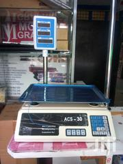 Digital Weight Scale ACS30 | Store Equipment for sale in Nairobi, Nairobi Central