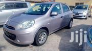 Nissan March 2012 Silver | Cars for sale in Mombasa, Shimanzi/Ganjoni