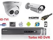 HD IP CCTV 4 Camera 720p Full Package | Cameras, Video Cameras & Accessories for sale in Nairobi, Nairobi Central