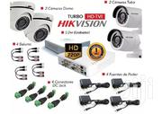 Six CCTV Camera Complete Kit Sale | Cameras, Video Cameras & Accessories for sale in Nairobi, Nairobi Central