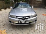 Honda Accord 2006 Silver | Cars for sale in Nakuru, Flamingo