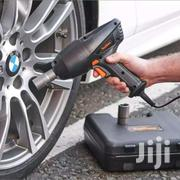 Electric Wheel Nut Remover Impact Wrench Powered By Car Lighter Socket | Hand Tools for sale in Nairobi, Parklands/Highridge