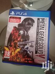 Metal Gear Solid 5 Definitive Experience | Video Games for sale in Mombasa, Bamburi